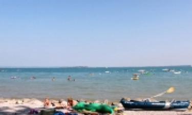Strand Camping Piantelle am Gardasee