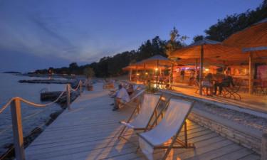 Luxus Camping Bijela Uvala in Istrien