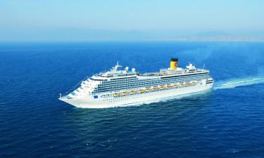 Skibet sejler til Norge