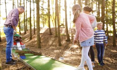 Timevis af sport, spil og leg for både børn og voksne