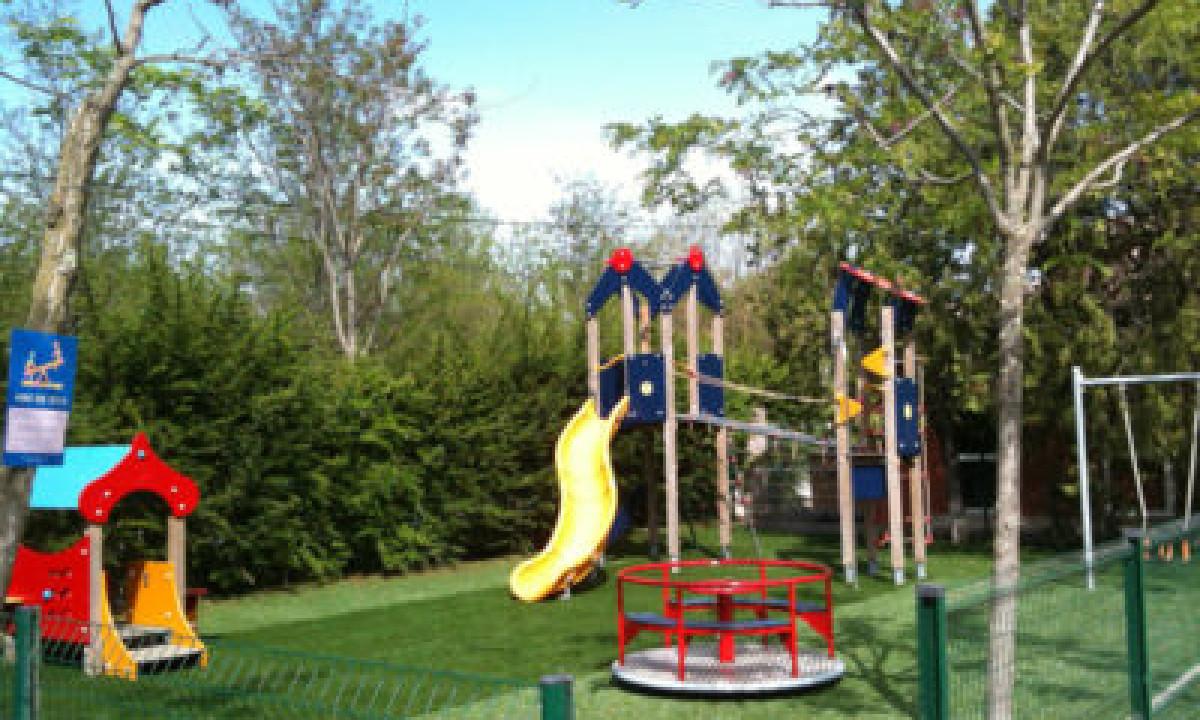 Legeplads til børn