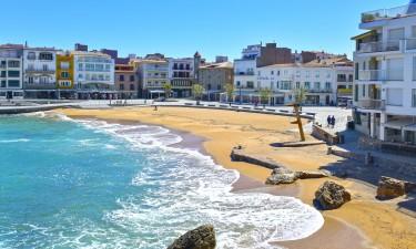 Byen L'Escala i Costa Brava