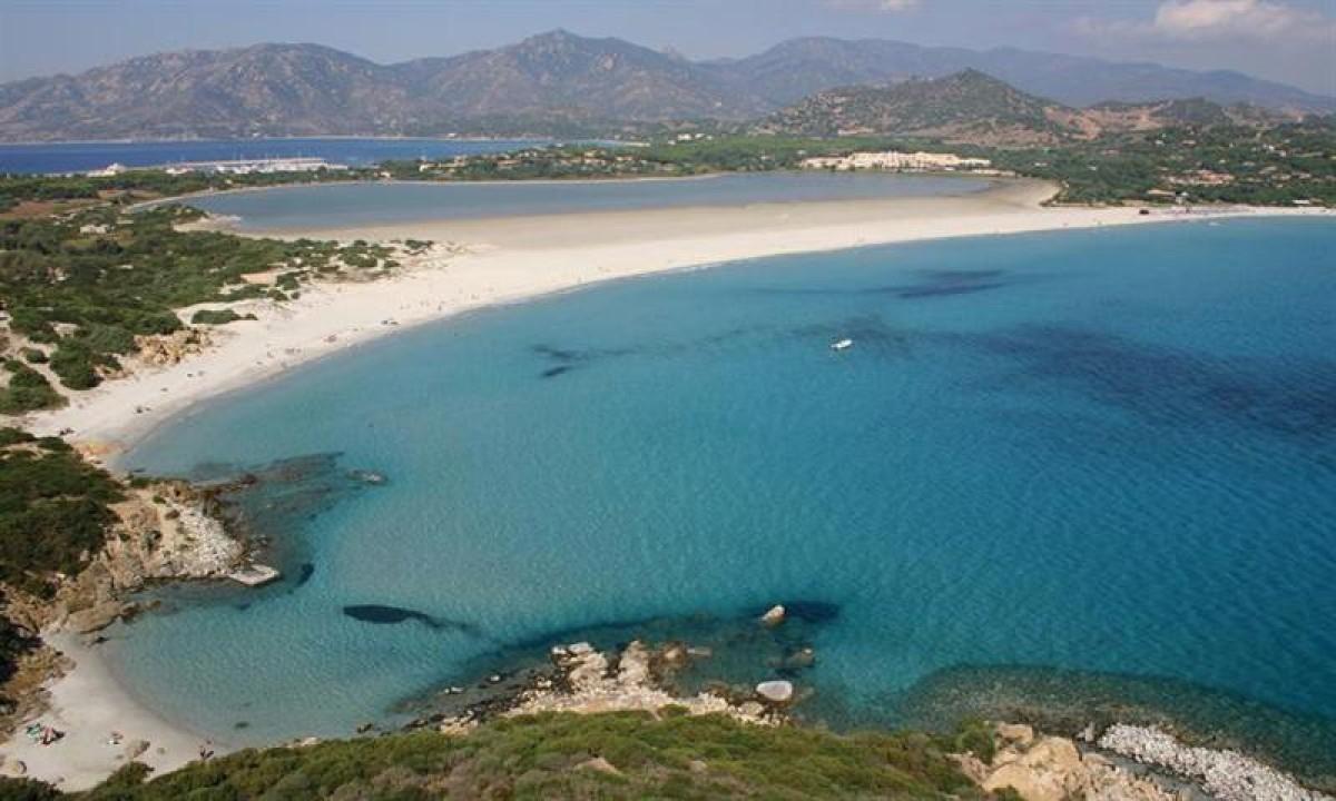 Sardinien - Lotzorai-stranden