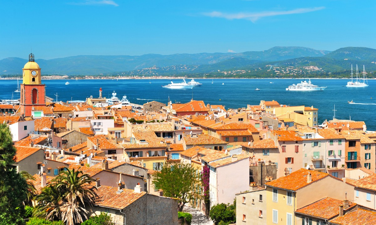 Les Restanques du Golf i Côte d'Azur - Byerne i omraadet