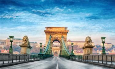 Hold ferie i en ferielejlighed i Budapestområdet