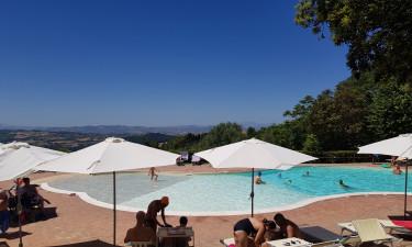 Camping Paradiso - Le Marche
