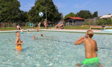 Camping De Scherpenhof Overijssel