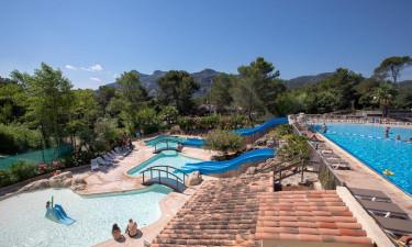 Camping Domaine de la Noguiere in Le Muy - Cote d'Azur, Frankrijk foto 4635737