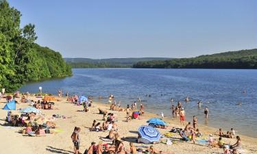 Camping Le Lac des Vieilles Forges