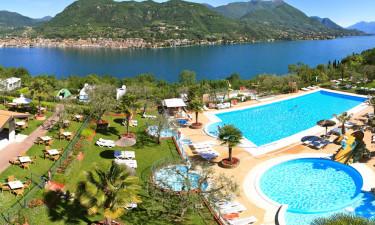 Camping Weekend Glamping Resort in San Felice del Benaco - Gardameer, Italië foto 4635571