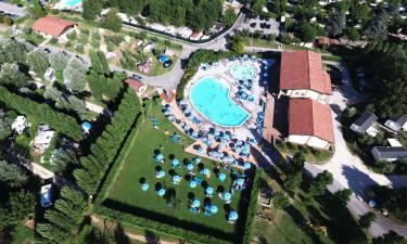 Camping Piantelle in Moniga del Garda - Gardameer, Italië foto 4635662