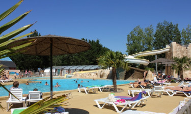 Camping Le Domaine d'Inly vissen in Frankrijk