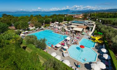 Camping Du Parc in Lazise - Gardameer, Italië foto 4635450