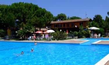 Camping La Rocca Manerba in Manerba del Garda - Gardameer, Italië foto 4635563