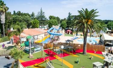Camping Les Jardins Catalans