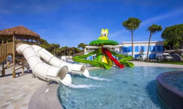 Camping Cavallino in Cavallino - Adriatische kust, Italië foto 4635437