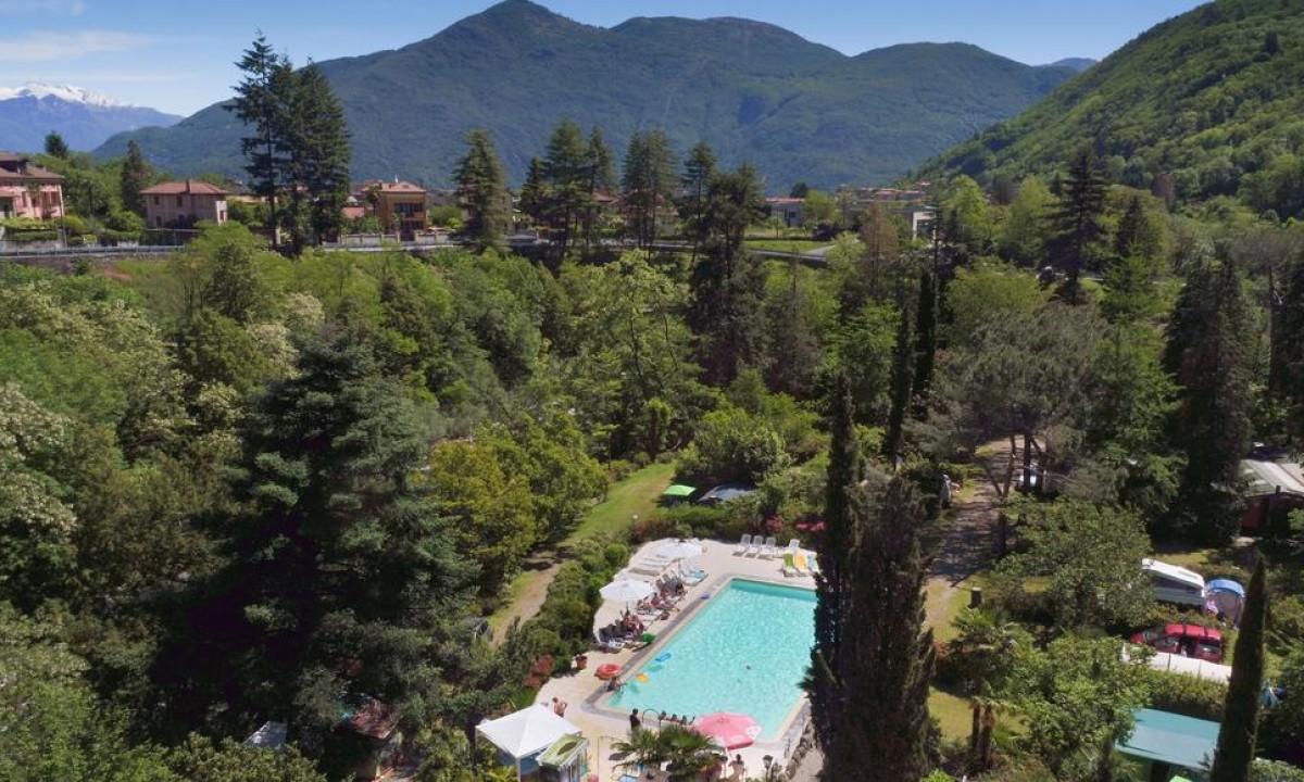 Camping Valle Romantica | Lago Maggiore | Italië | Allcamps