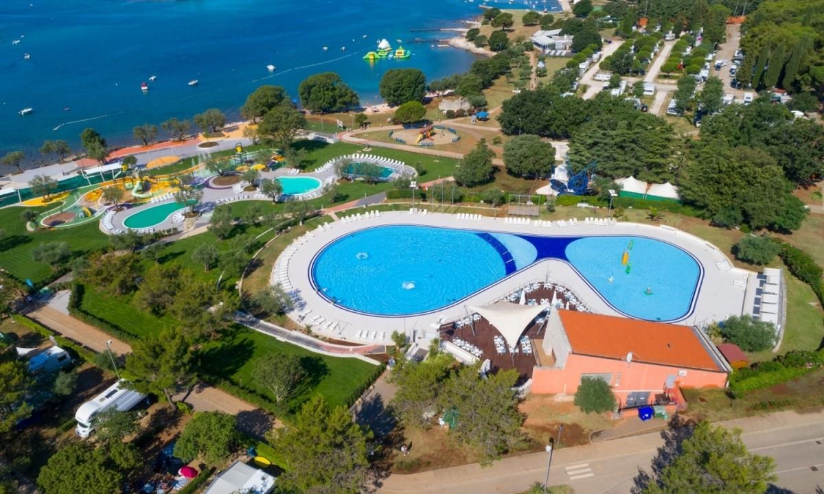 Campsite Polari Istria Croatia