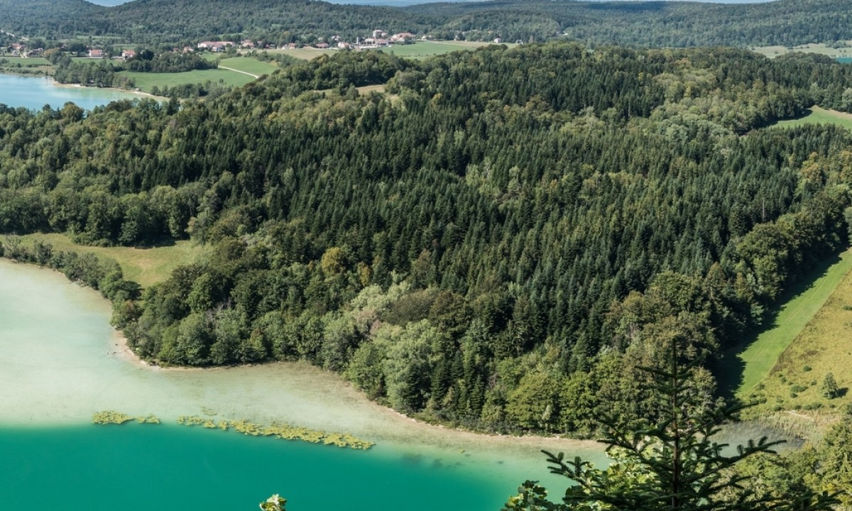 Camping Beauregard Jura Frankrijk Go4Holiday