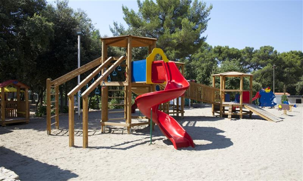 camping park soline dalmatia croatia allcamps. Black Bedroom Furniture Sets. Home Design Ideas